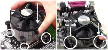 Как правильно выполнить установку процессора INTEL
